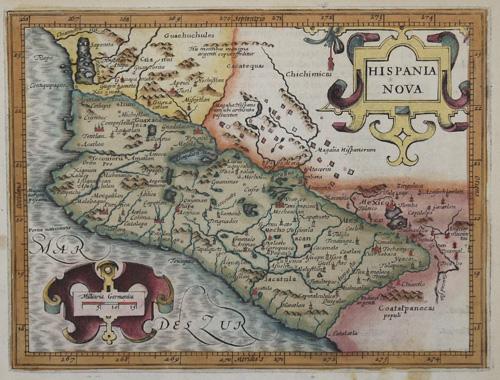 Mercator  Hispania Nova