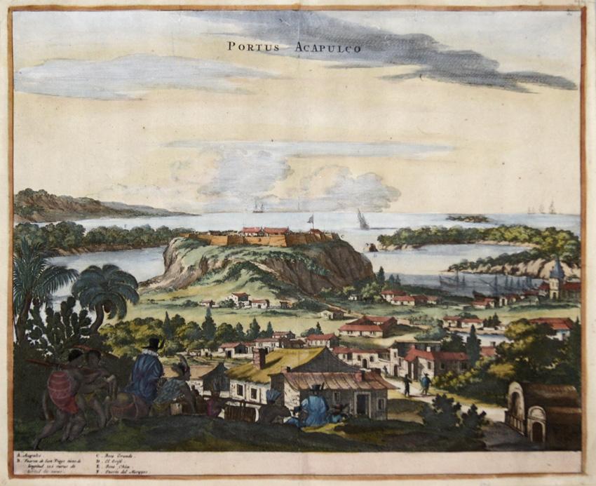 Montanus  Portus Acapulco