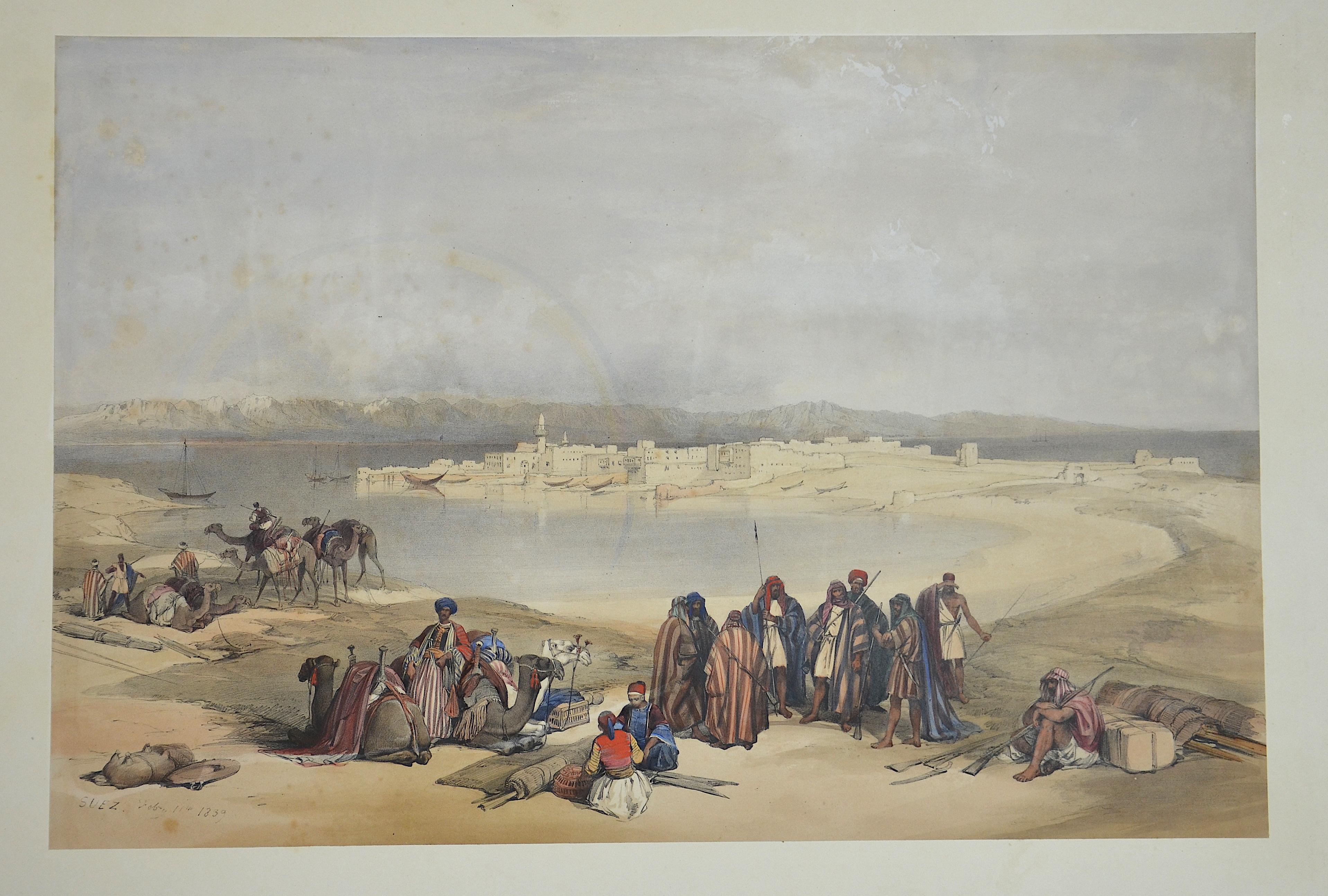 Roberts  Suez.