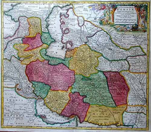 Lotter  Opulentissimi Regni Persiae…