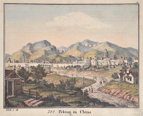 Anonymus  Peking in China
