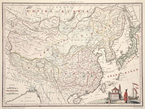 Giraldon  Empire Chinois et Japon