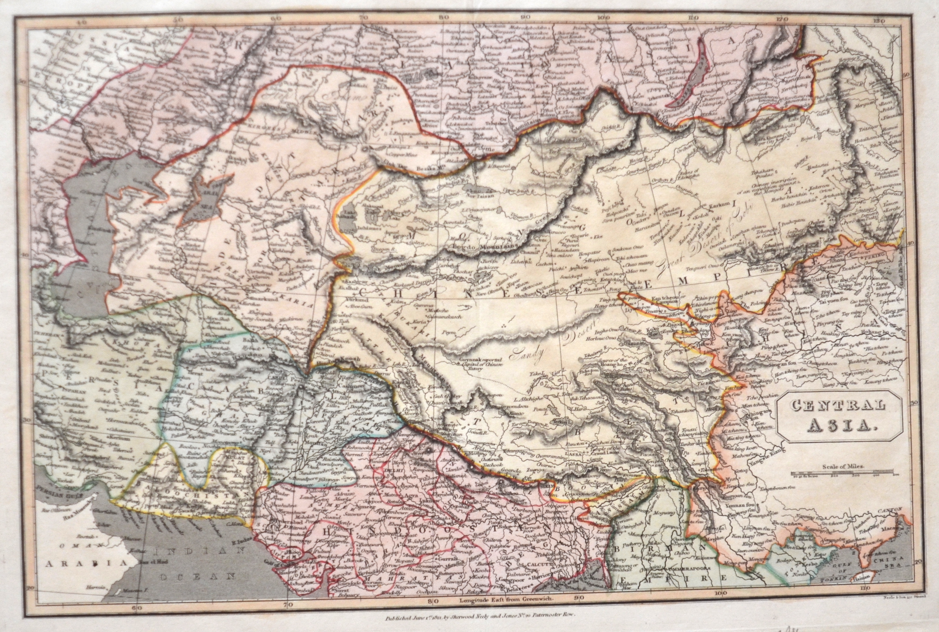 Neely & Jones  Central Asia.