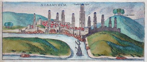 Braun/Hogenberg Franz/ Georg Azaamurum