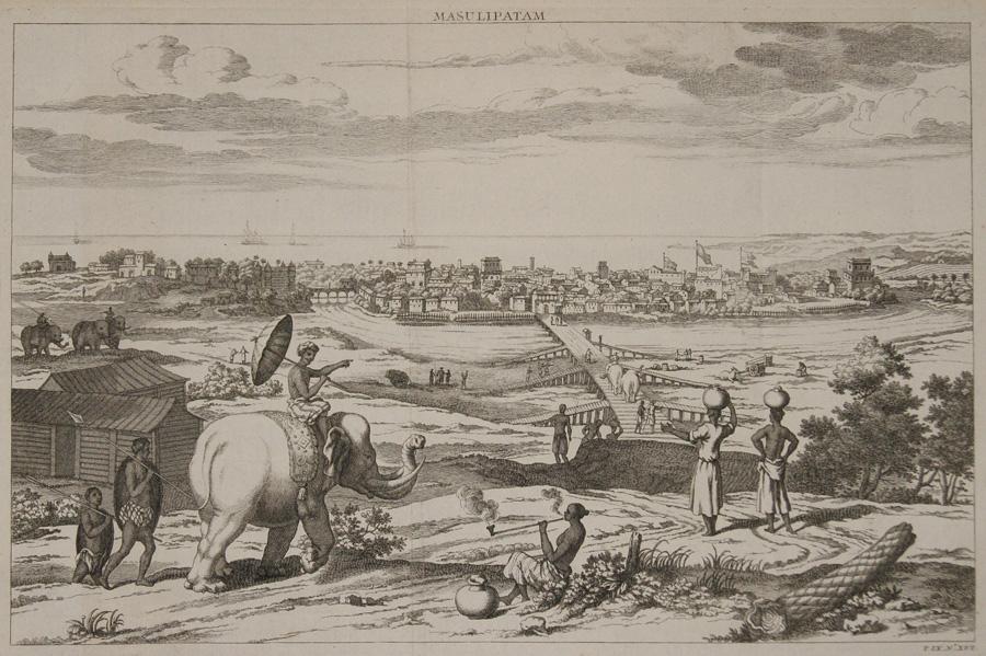 Baldaeus Philippus Masulipatam