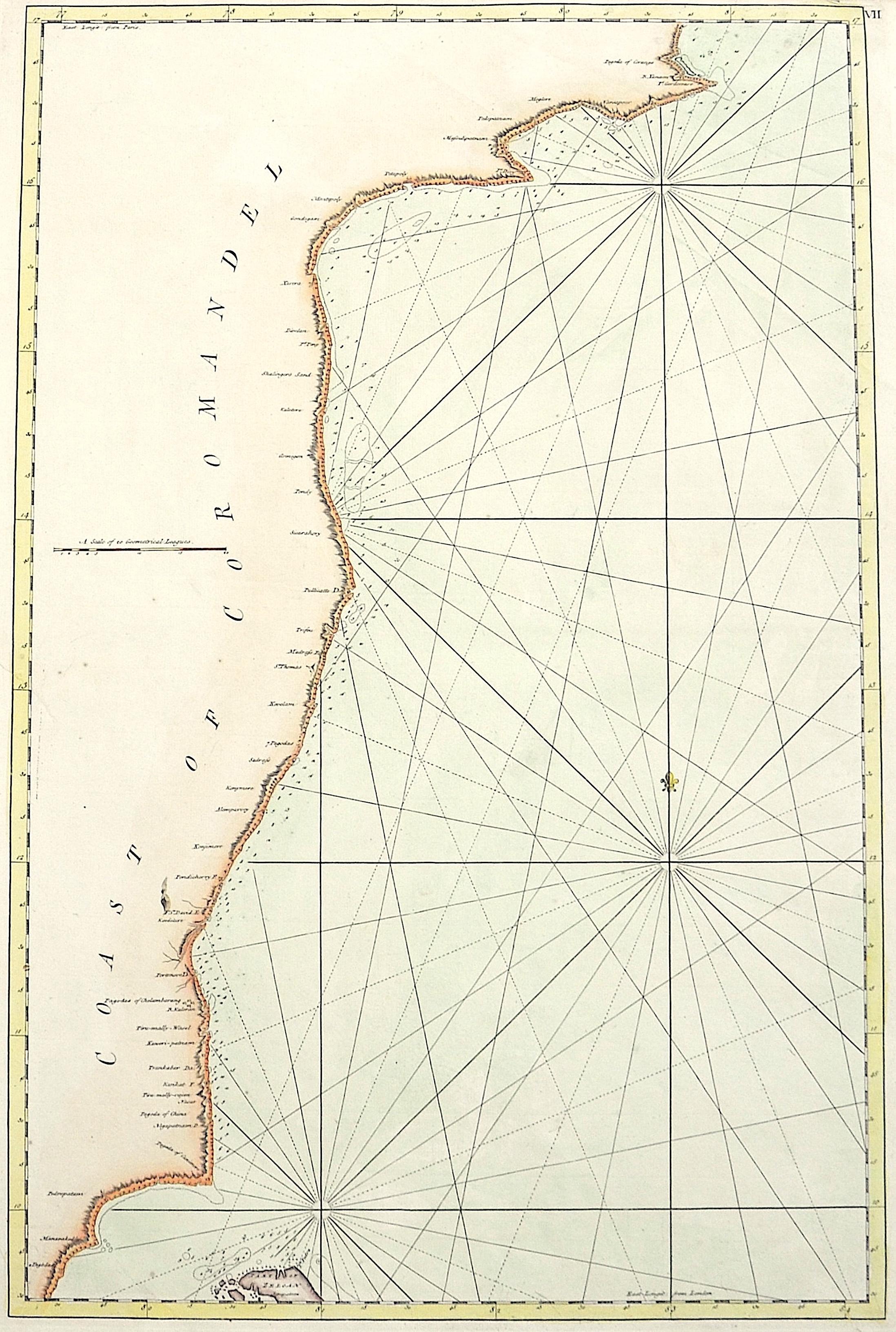 Anonymus  Coast of Coromandel