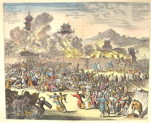 Montanus Arnoldus Mord des Kaisers Kubo