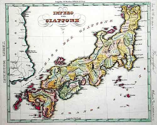 Atlant.Geographia-Tempt Moderni  Impero Giappone