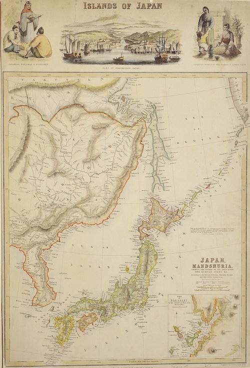 Bartholomew  Islands of Japan