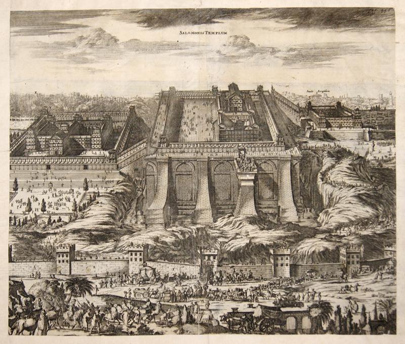 Anonymus  Salomonis Templum