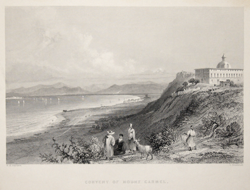 Bartlett/Bradshaw Henry William/S. Convent of Mount Carmel.