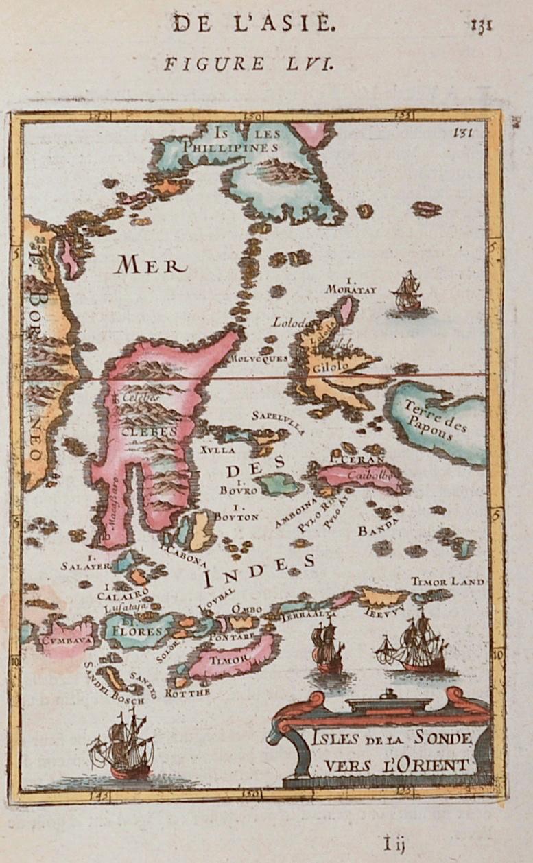 Mallet  Isles de la sonde vers l´Orient