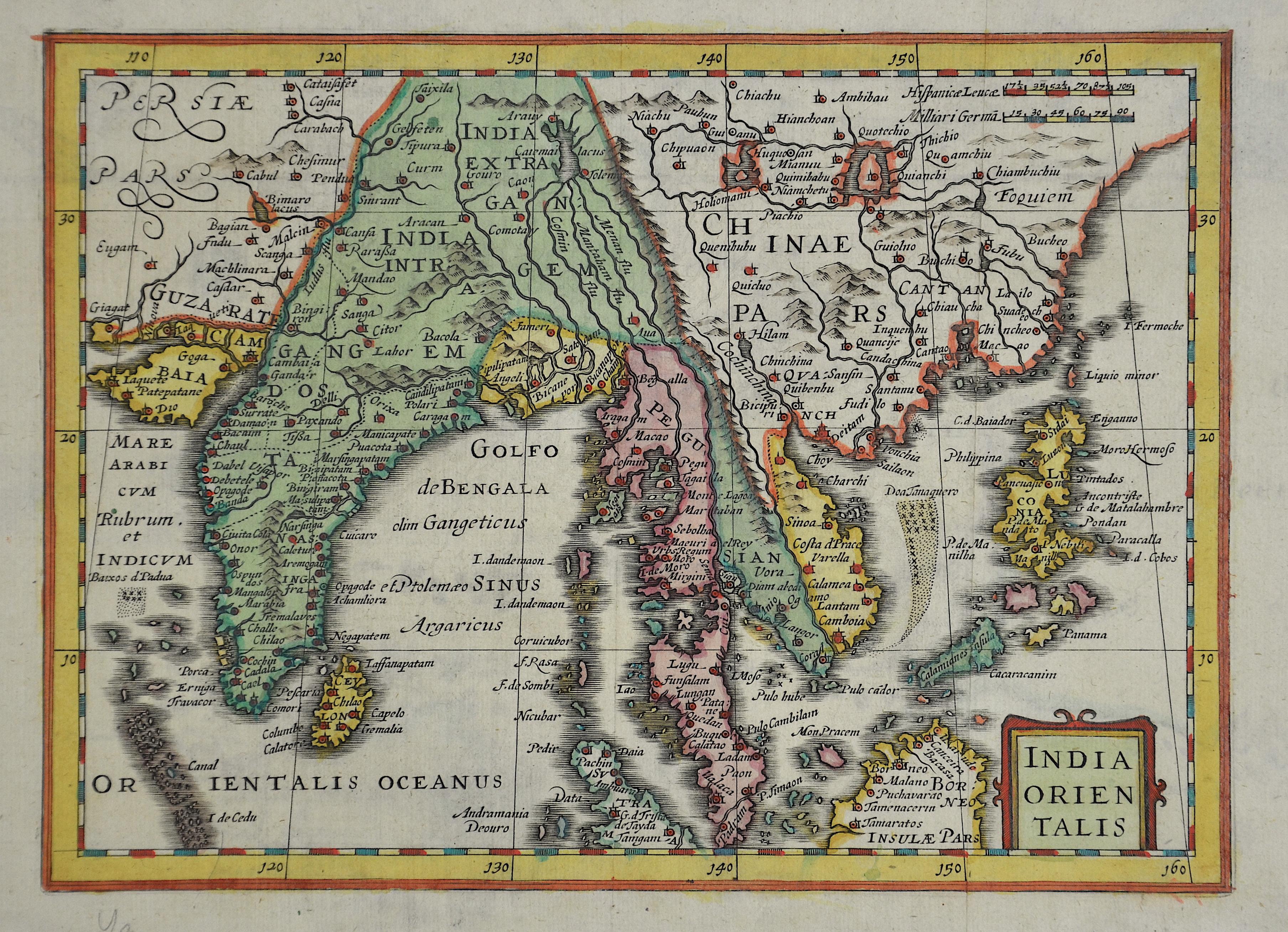 Anonymus  India Orientalis