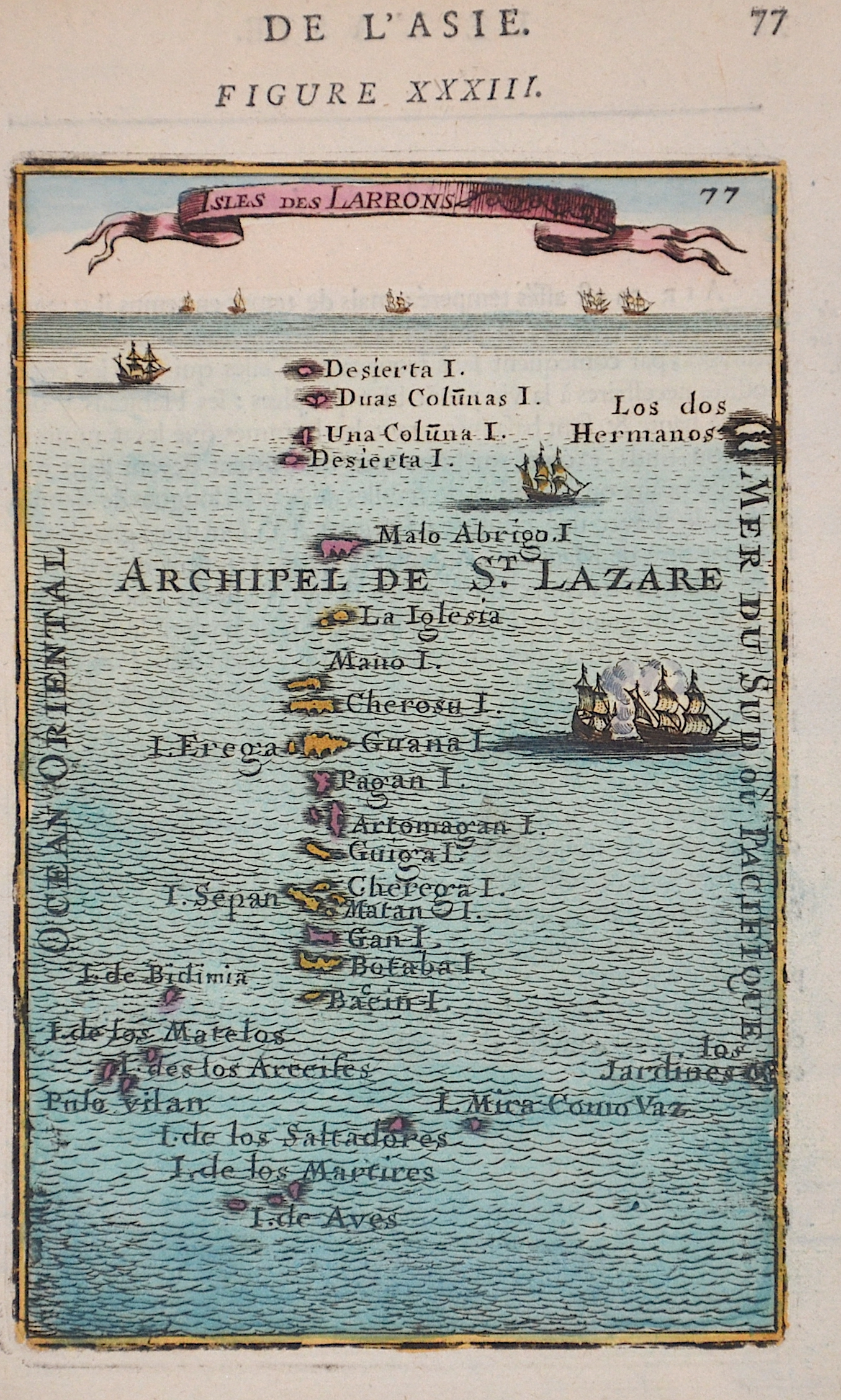 Mallet  Isles des Larrons