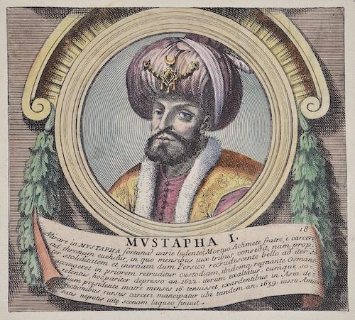 Anonymus  Mustapha I.