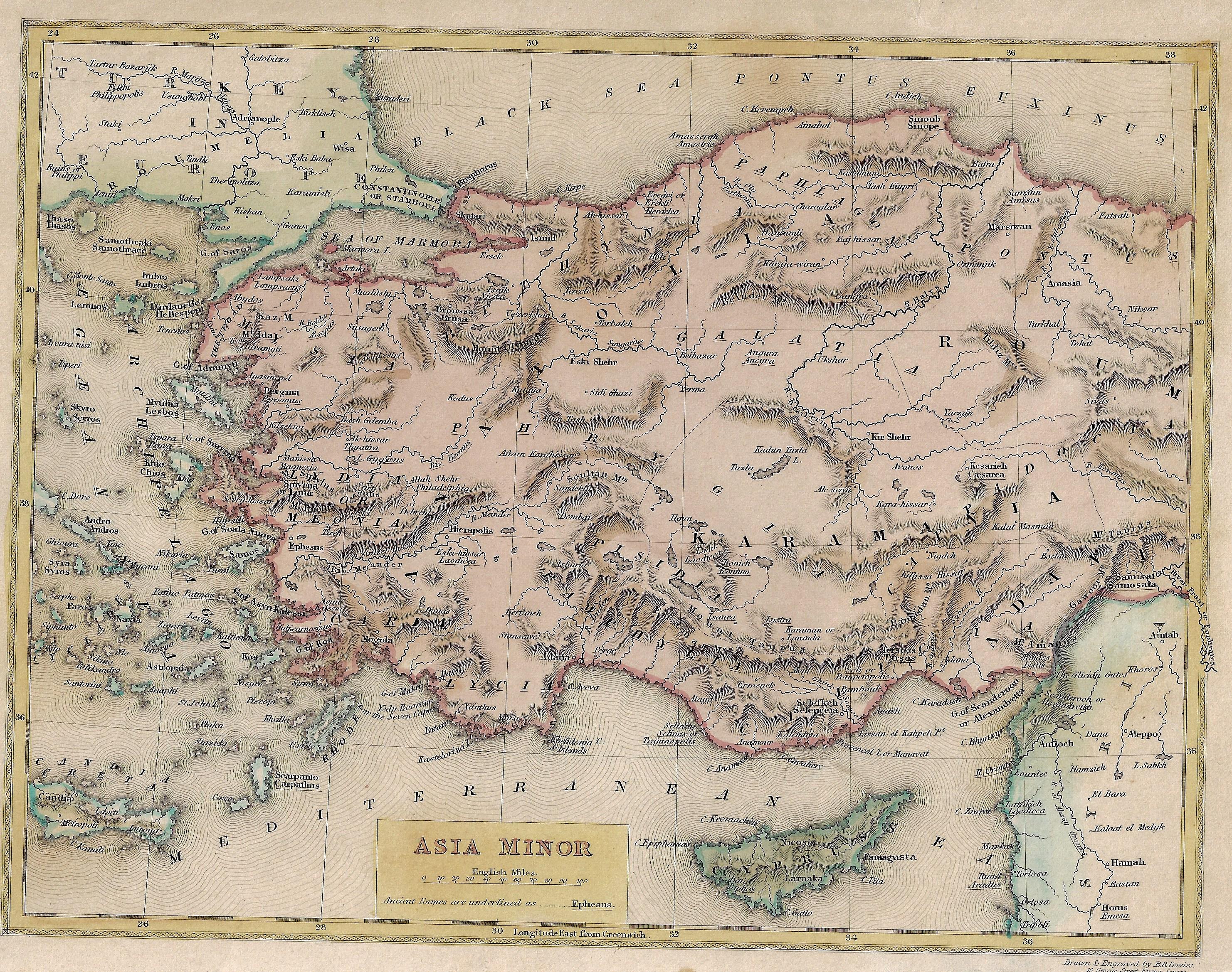 Fisher, Son  Asia Minor