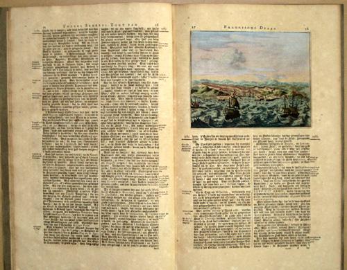 Aa, van der Peter Drie voornaame Zee- Togten van Franciscus Draak na America Door de Suyt- Zee….1592