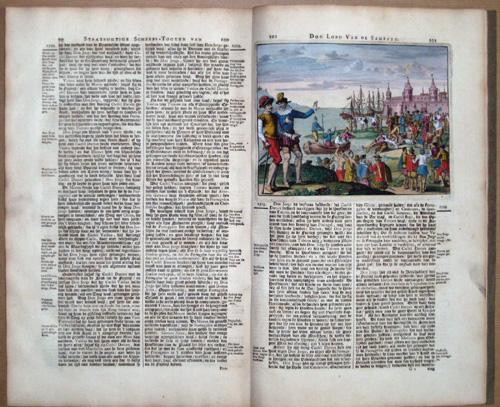 Aa, van der Peter Staatsugtige Scheeps- Togten en Krygs- Bedryven Ter handhaving van der Portugysen Opper-Bestier in Oost- Indien Door Don Lopo vaz de Sampayo 1526….