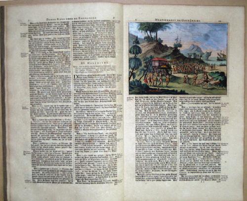 Aa, van der Peter Deerde Reys gedaan voor de Engelsche Maatschappy na Oost- Indien….1610 onder den Generaal Willem Keelink