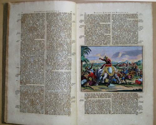 Aa, van der Peter Ongemeene Scheeps- Togten en Manhafte Krygs- Betryven te Vater en te Land door Diego Lopez de Sequeira….Oost- Indien 1518