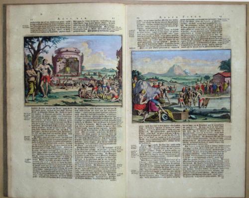Aa, van der Peter Aanmerklyke Reys van Ralph Fitch Koopman te Londen…annno 1583…..Na Ormus, Goa, Cambaya, Bakola, Chonderi, Pgu, Jamahai, In Siam, en weer na Pegu..