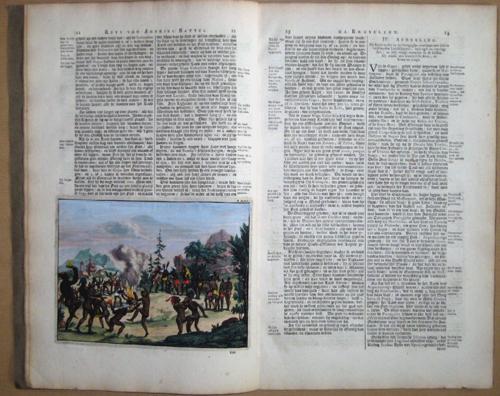 Aa, van der  De Gedenkwaardige Voyagie van Andries Battle Van Leigh in Essex, na Brasilien….anno 1589