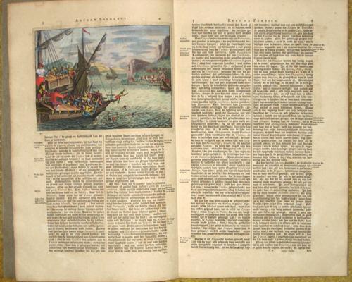 Aa, van der  Opmerkelyke Reystogten van den Heer Antony Sherley gedann in den Jare 1599 na Persien…..