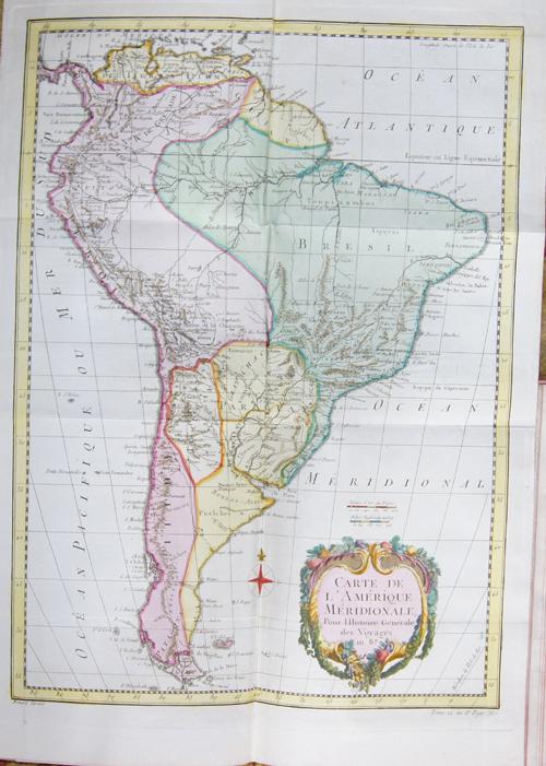 Bellin Jacques Nicolas Historie of Voyage