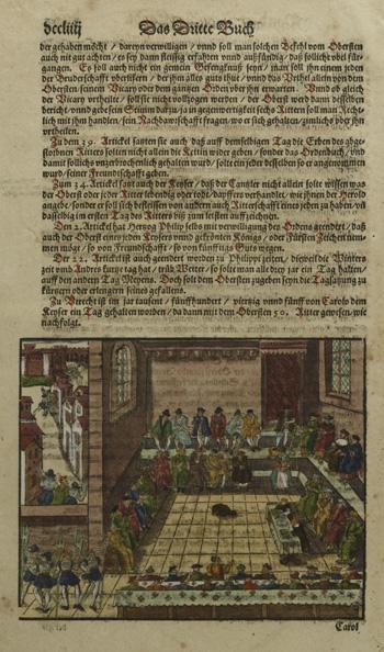 Münster  Das Dritte Buch