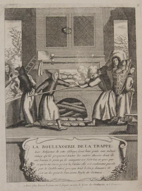 Basset Paul André La Boulengerie de la Trappe.