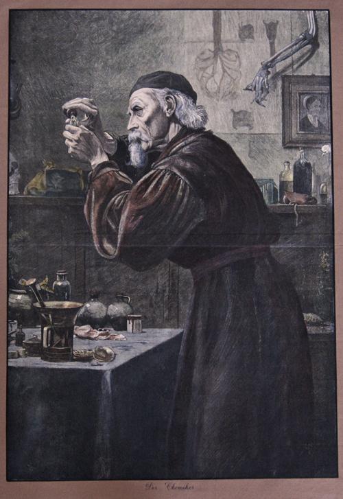 Anonymus  Der Chemiker