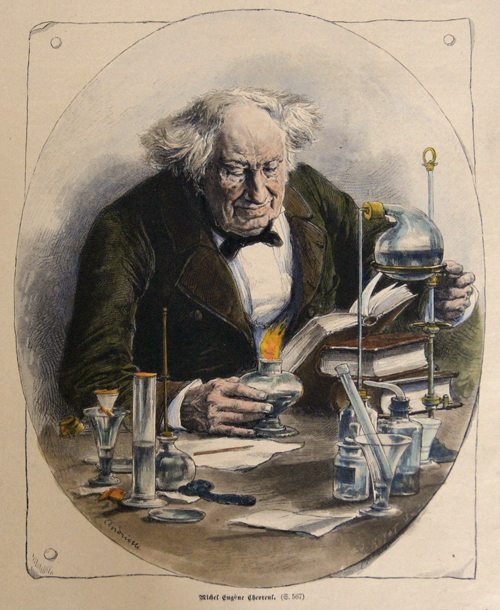 Huyot  Michel Eugene Chevreul.