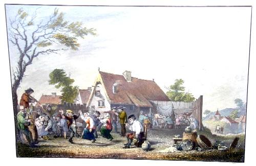 Carse  Niederländische Bauernhochzeit – the peasants wedding