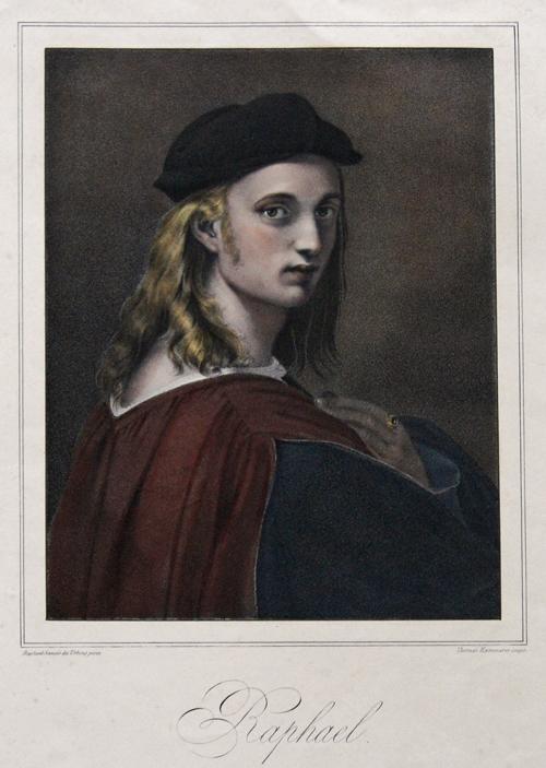 Kammerer/Raphael Sancio da Urbino  Raphael.