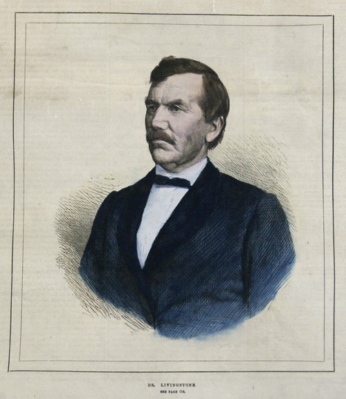 Anonymus  Dr. Livingstone