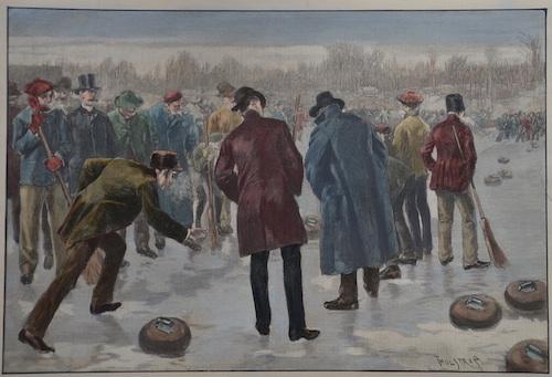 Thulstrup  Curling