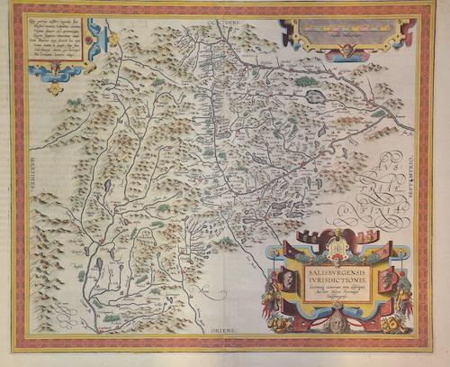 Ortelius  Sales Burgensis Iurisdictionis …