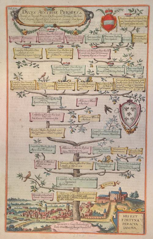 Albizzi Antonio Duces Aurtriae priores.