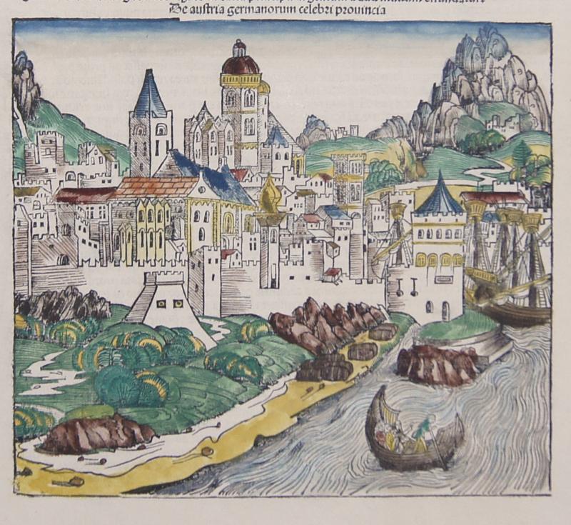 Schedel  De Austria germanorum celebri provincia