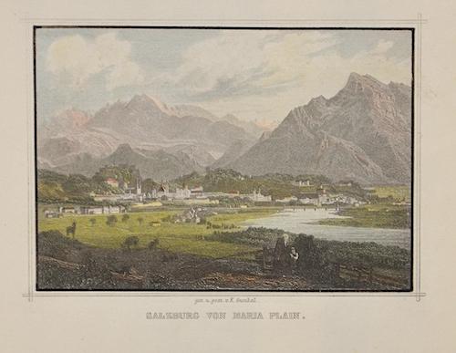 Gunkel K. Salzburg von Maria Plain