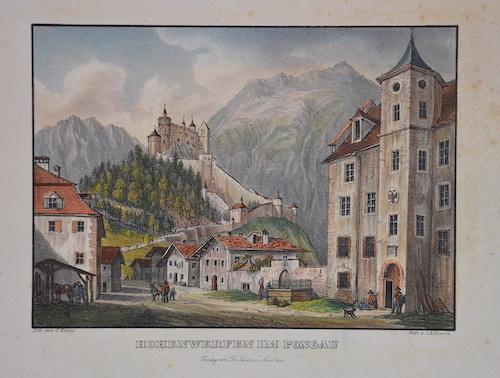 Kraus Gustav Hohenwerfen im Pongau