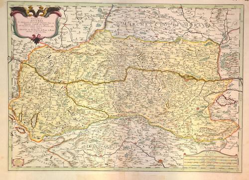 Rossi  Arciducatu de Austria