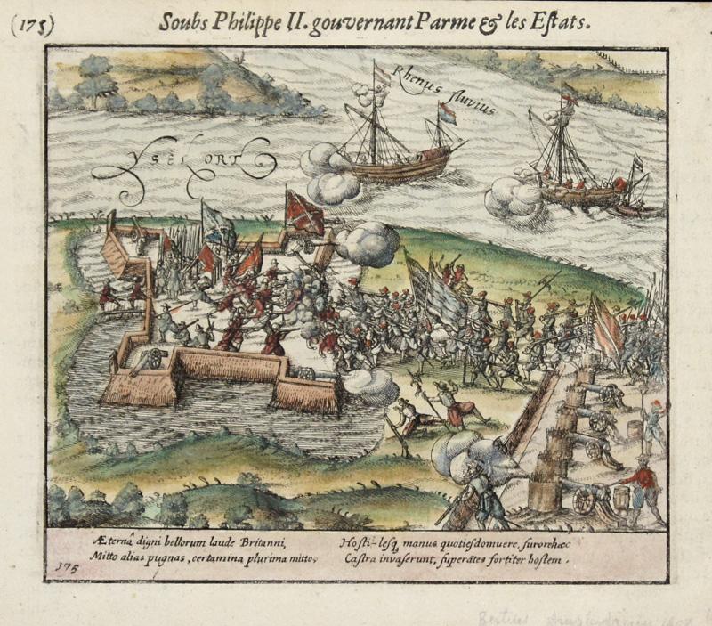 Colin M. Soubs Philippe II. gouvernant Parme & les Estats.