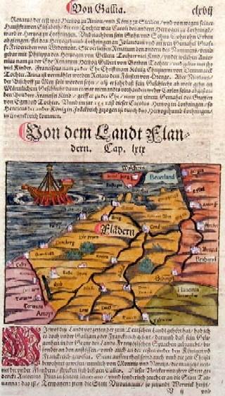 Münster Sebastian Von dem landt Flandern