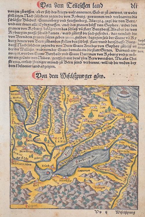 Münster  Von dem Wiselspurger göw