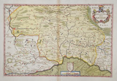 Merian  Palatinatus Bavariae