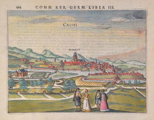 Bertius  Cassel