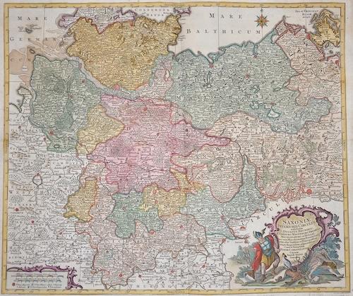 Lotter  Saxoniae Inferioris circulus, exhibens ducatus Brunswick
