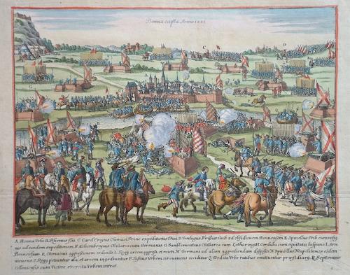 Decker  Bonna capita Anno 1588
