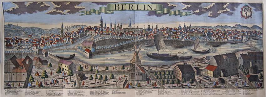 Probst Johann Friedrich Berlin